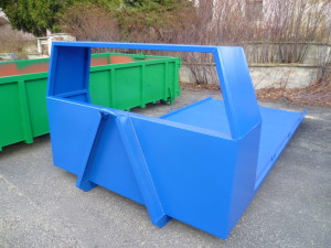 Plošinový kontejner