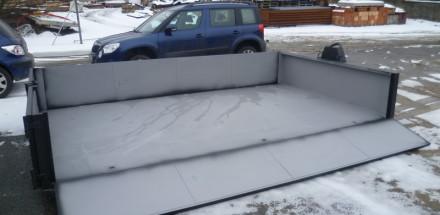 Iveco kontejner nízký